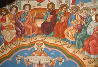 Rusaliile sau Pogorarea Sfantului Duh (Duminica a 8-a dupa Pasti) - Sursa Kudika